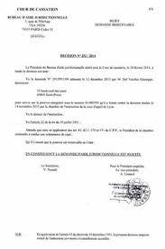 bureau aide juridictionnelle lyon cour de cassation monsieur le président du bureau d aide
