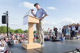 live blog bernie sanders kicks off his campaign in burlington