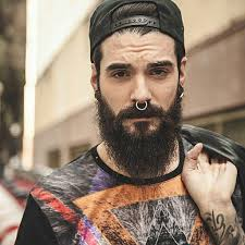 beards and tattoo back in styles and while hair isn u0027t for
