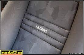siege recaro 4x4 siege recaro 4x4 46 images sièges de 4x4 et de cings car