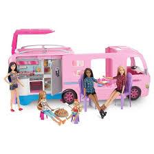 barbie dream camper playset target