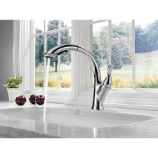 delta faucet 4153 ar dst linden arctic stainless pullout spray