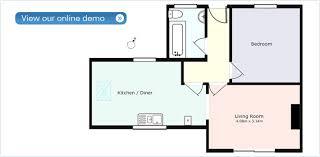 easiest floor plan software easy house floor plans homeca