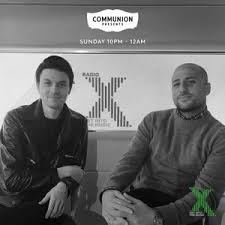 communion presents communion presents on radio x 11th feb by communion presents on