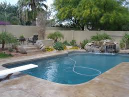 backyard pool and patio ideas with waterfall u2013 homyxl