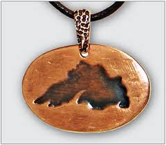 copper necklace images Lake superior copper necklace lake superior magazine shop jpg