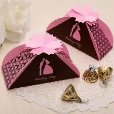 and groom favor boxes wedding in pink favor box knotville
