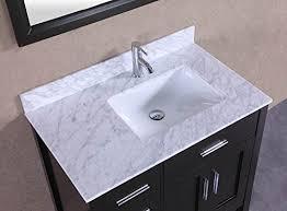 Marble Sink Vanity Belvedere Designs T9150l Single Sink Bathroom Vanity With Marble