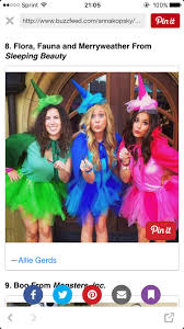 sleeping beauty faries halloween pinterest costumes