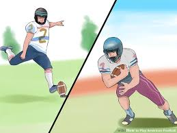 Backyard Football Rules How To Play American Football 12 Steps With Pictures Wikihow
