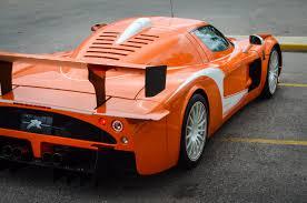 maserati mc12 orange te koop maserati mc12 corsa thesupercarmagazine com