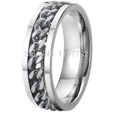 mens spinner rings silver color mens spinner rings spinning wedding bands cool