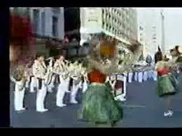 kalani at macy s parade 1976