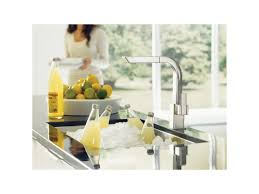 moen 90 degree kitchen faucet moen s7597c chrome pullout spray high arc kitchen faucet from the 90