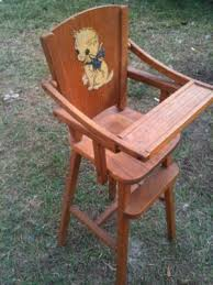 Antique Wooden High Chair Antique Dolls Antique Price Guide