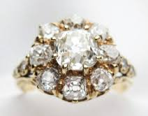 vintage antique engagement rings isadoras antique jewelry antique engagement rings vintage
