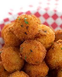 loaded mashed potato balls recipe spice jar