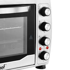 Oven Grill Toaster Vonshef 13217 Large Toaster Oven W Double Plate For 220 Volts