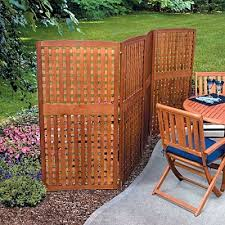 Backyard Privacy Screens by 50 Best Deck Privacy Screens Images On Pinterest Privacy Fences