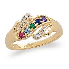 grandmother rings another s ring i like 18k gold plate diamond accent