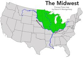 Map Of The Midwest Martin Mcconahay Mcconahay Twitter