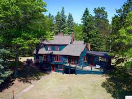 northwest wisconsin log homes for sale
