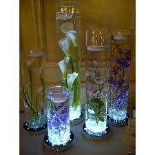 Vase Lights Wholesale 15cm Gorgeous Vase Base Warm White Led Table Candle Led Moon