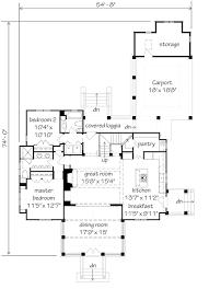 southern living floorplans farmdale cottage southern living house plans floor plan elberton