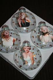marilyn ornaments a way to sass up your tree