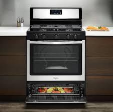kitchen design standalone 30 gas range kitchen stove with modern