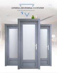 Modern Bathroom Door Modern Aluminium Bathroom Doors And Window Aluminum Frame Glass