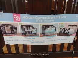 Crib 3 In 1 Convertible Cafe Kid Convertible 4 In 1 Crib