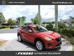 2015 used mazda cx 5 fwd 4dr automatic grand touring at royal palm