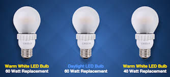 new cree led light bulbs cost less than 10