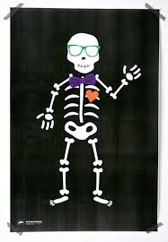 click the link above to download our free printable skeleton