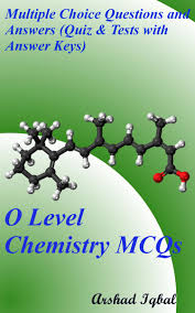 o level chemistry mcqs multiple choice questions and answers