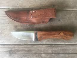 J Toner wts j toner custom knife and leather sheath 24hourcfire