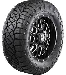Most Comfortable Tires Ridge Grappler Light Truck Tire