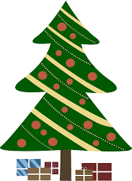 christmas tree free clipart cliparts co