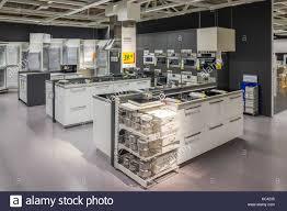Kitchen Design Stores Modern Kitchen Design Store Stock Photos U0026 Modern Kitchen Design
