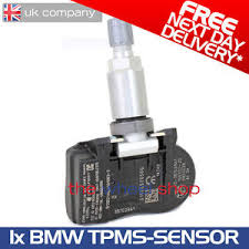 bmw 3 series tyre pressure 1x tpms sensor tyre pressure monitoring valve for bmw 3 series
