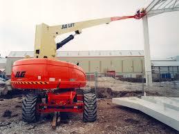 860sj telescopic boom lift jlg