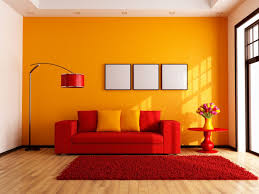 warm home interiors baby nursery charming discover what your house colour says about