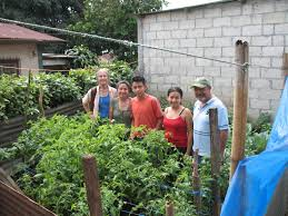 Family Garden Sf Subsistence To Sustainabilty An Integrated Approach To Community