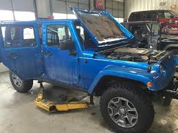 hydro blue jeep 2015 jeep jk hydro blue matched arb bumpers arb intensity lights