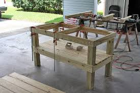 diy grill table plans xl big green egg table plans diy pinterest big green egg table