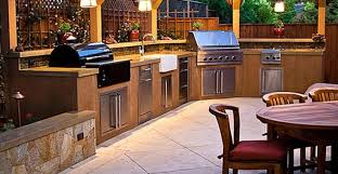 noteworthy outdoor kitchen design with pizza oven tags outdoor