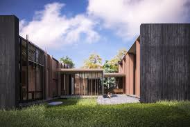 Lot House East Hampton U0027s U0027driftwood House U0027 Employs Traditional Japanese