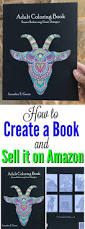 how to create a book and sell it on amazon sweet and simple living