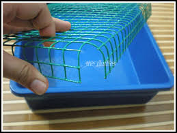 Rabbit Hutch Plastic Diy Littertray Idea For Bunny Rabbit Bunny And Litter Box